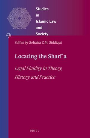 Cover Locating the Sharīʿa