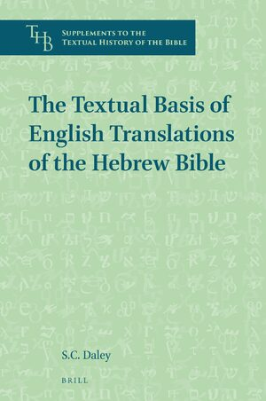 Bibliography in: The Textual Basis of English Translations