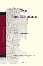 Cover Paul and Scripture