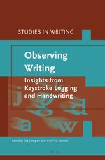 Cover Observing Writing