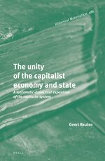 Cover The unity of the capitalist economy and state