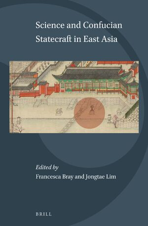 Cover Science and Confucian Statecraft in East Asia
