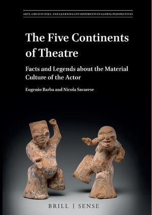 Cover The Five Continents of Theatre