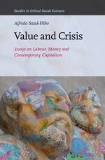 Cover Value and Crisis: Essays on Labour, Money and Contemporary Capitalism