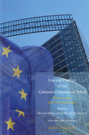 Cover Law and Practice of the Common Commercial Policy