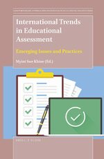 Cover International Trends in Educational Assessment