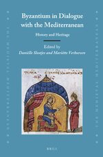Cover Byzantium in Dialogue with the Mediterranean