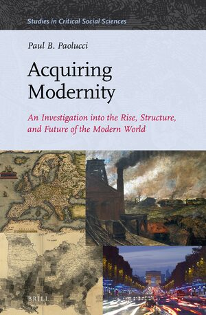 Cover Acquiring Modernity