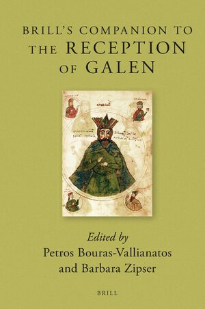 Cover Brill's Companion to the Reception of Galen