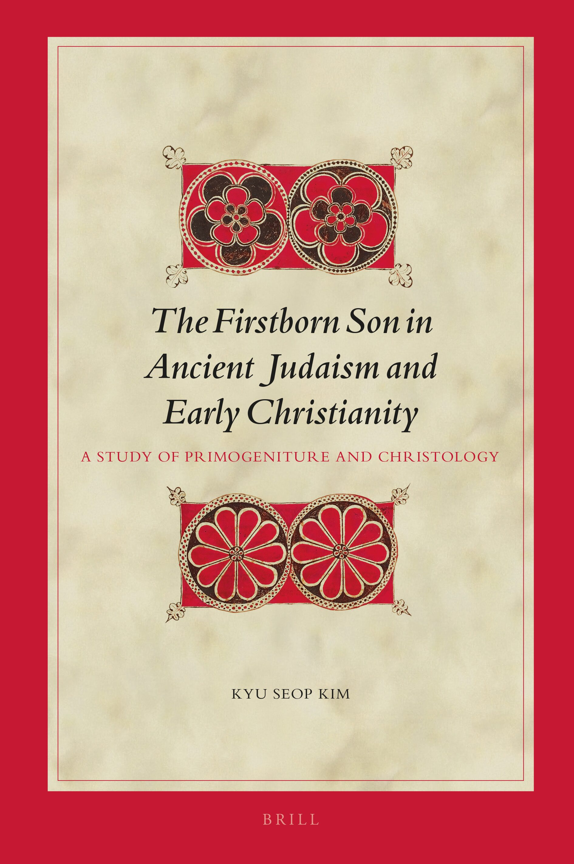 The Firstborn Son as Self-Perception of Israel in: The