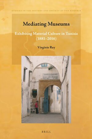 Cover Mediating Museums