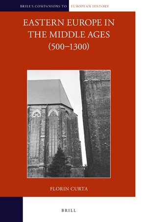 Cover Eastern Europe in the Middle Ages (500-1300) (2 vols)