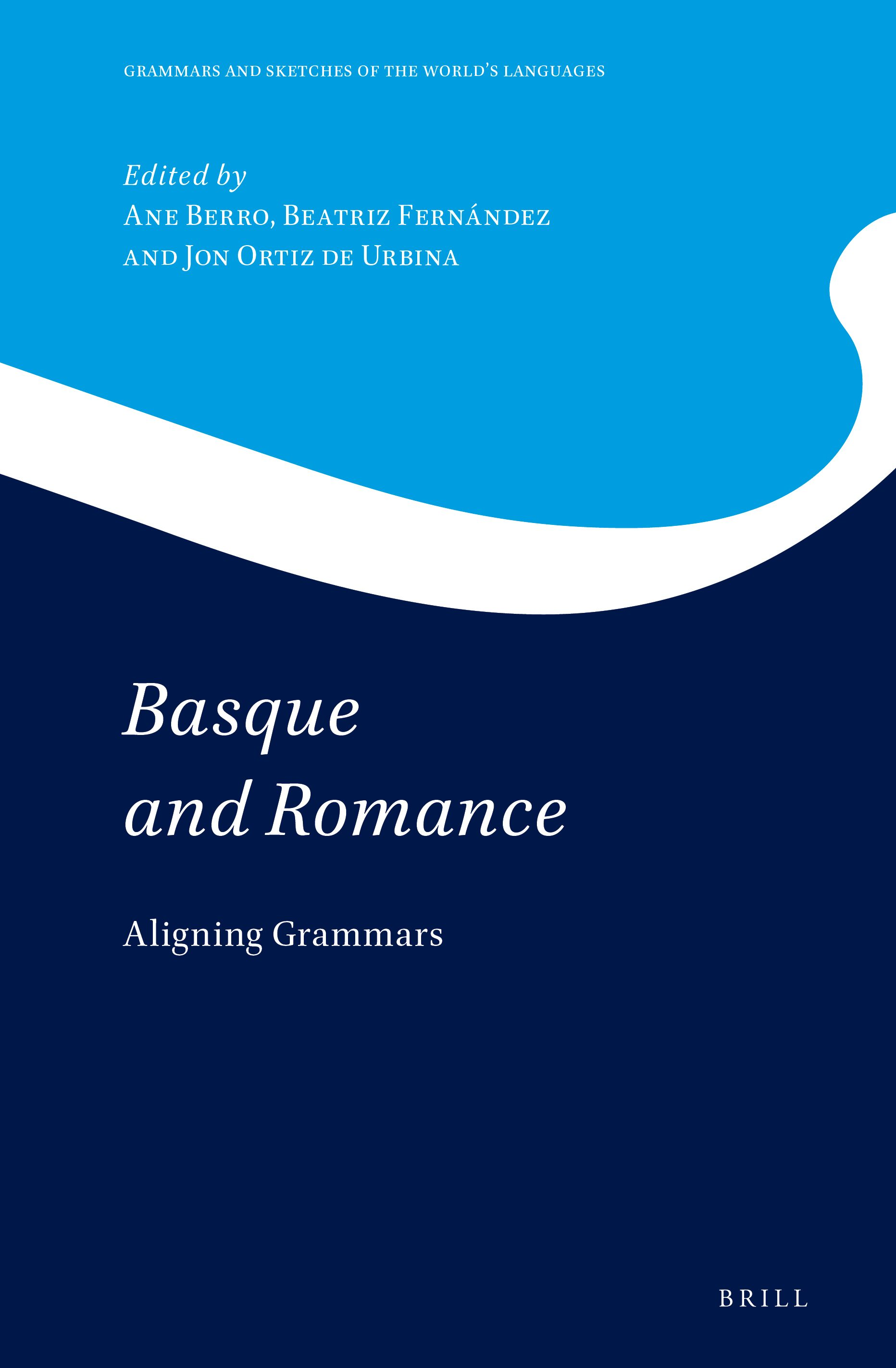 Word Order In Basque And Romance