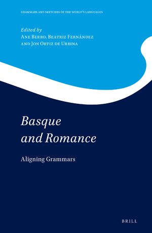 Cover Basque and Romance