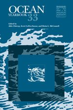 Cover Ocean Yearbook 33