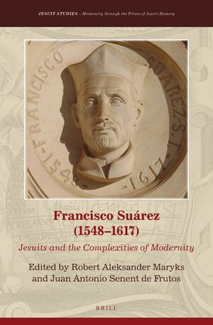 Cover Francisco Suárez (1548–1617):