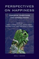 Cover Perspectives on Happiness