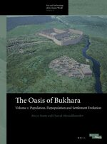 Cover The Oasis of Bukhara, Volume 1