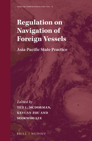Cover Regulation on Navigation of Foreign Vessels
