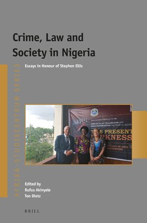 Cover Crime, Law and Society in Nigeria
