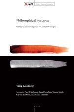 Cover Philosophical Horizons