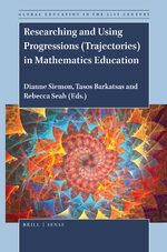 Cover Researching and Using Progressions (Trajectories) in Mathematics Education