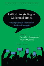 Cover Critical Storytelling in Millennial Times