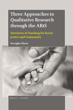 Cover Three Approaches to Qualitative Research through the ARtS
