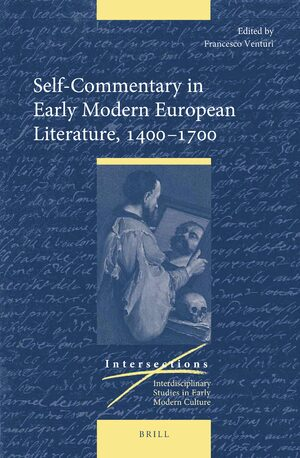 Cover Self-Commentary in Early Modern European Literature, 1400-1700