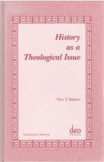 Cover History as a Theological Issue