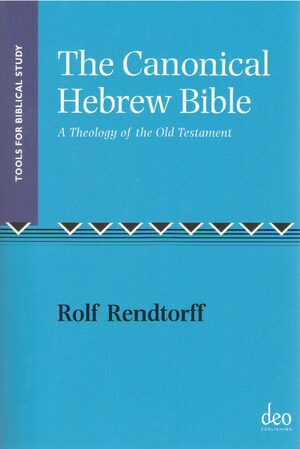 Cover The Canonical Hebrew Bible