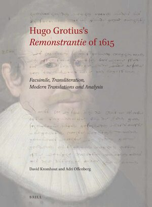 Cover Hugo Grotius's <i>Remonstrantie</i> of 1615