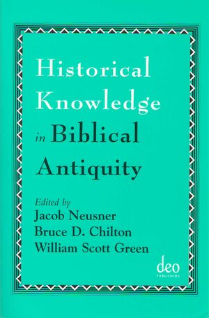 Cover Historical Knowledge in Biblical Antiquity