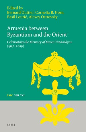 Cover Armenia between Byzantium and the Orient