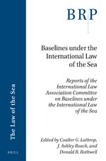 Cover Baselines under the International Law of the Sea
