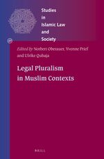 Cover Legal Pluralism in Muslim Contexts