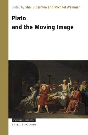 Cover Plato and the Moving Image