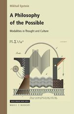 Cover A Philosophy of the Possible