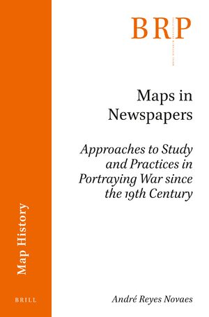 Cover Maps in Newspapers