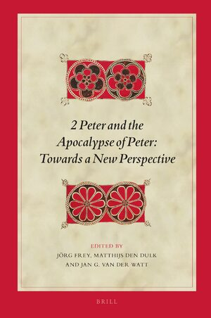 Cover 2 Peter and the Apocalypse of Peter: Towards a New Perspective