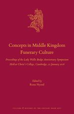 Cover Concepts in Middle Kingdom Funerary Culture