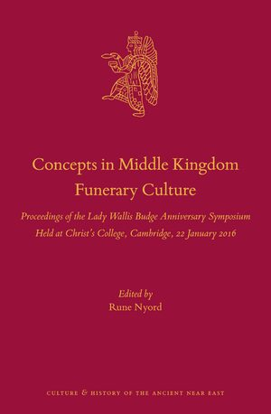 Concepts in Middle Kingdom Funerary Culture