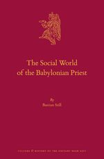 Cover The Social World of the Babylonian Priest