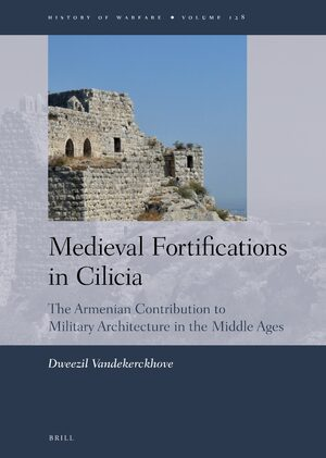 Cover Medieval Fortifications in Cilicia