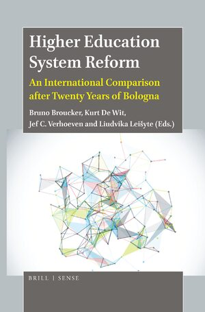 Cover Higher Education System Reform