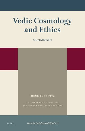 Cover Vedic Cosmology and Ethics