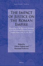 Cover The Impact of Justice on the Roman Empire