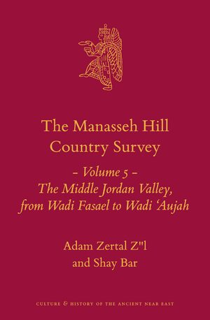 The Manasseh Hill Country Survey Volume 5