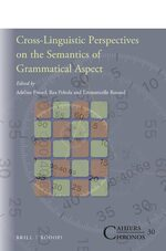 Cover Cross-Linguistic Perspectives on the Semantics of Grammatical Aspect