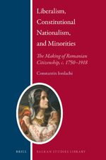 Cover Liberalism, Constitutional Nationalism, and Minorities